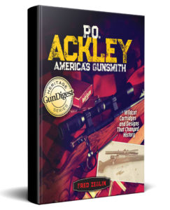 Headspace and Ackley Improved Cartridges – P O  Ackley